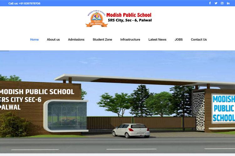 modish public school palwal