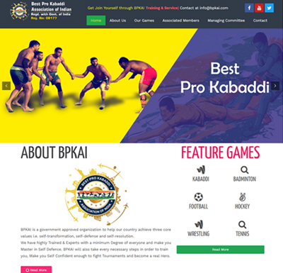 Best Pro Kabaddi Association India