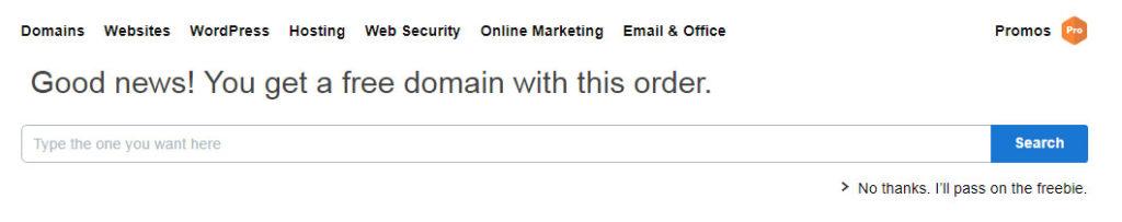 free-domain-name