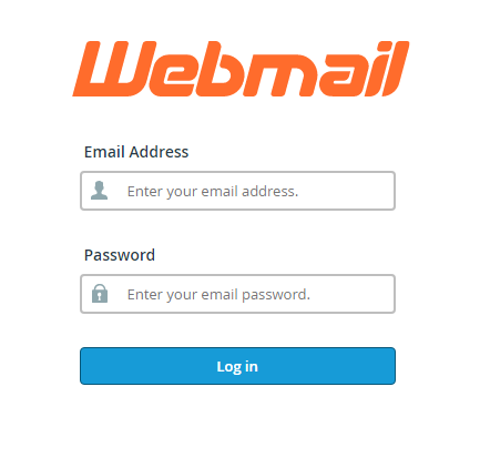 login email account