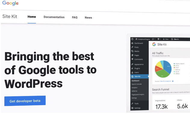 How to setup Google WordPress Plugin
