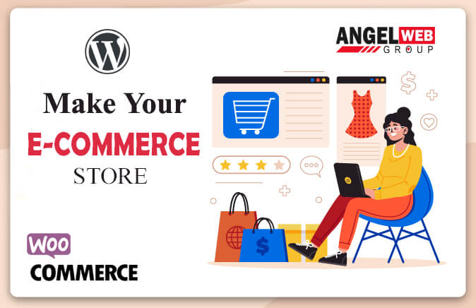 build eCommerce store using